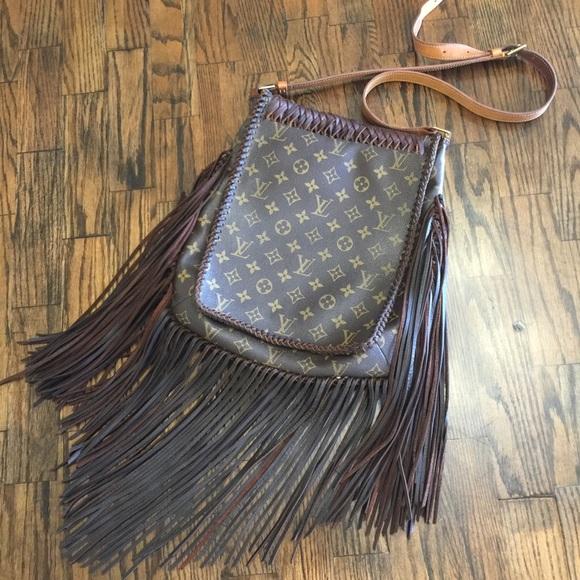 d7be72240770e Louis Vuitton Handbags - Authentic Louis Vuitton by Vintage Boho Bags